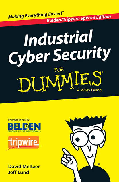 Industrial Cyber Security for Dummies