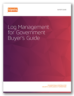 Log Management For Government Buyer's Guide