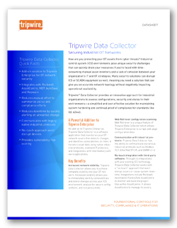 Securing Industrial Control System OT Networks with Tripwire