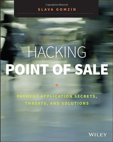 Hacking Point Of Sale book