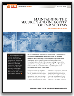 Maintaining the Security and Integrity of EMR Systems