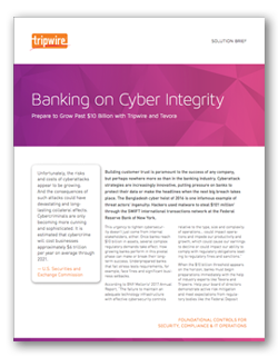 Banking on Cyber Integrity
