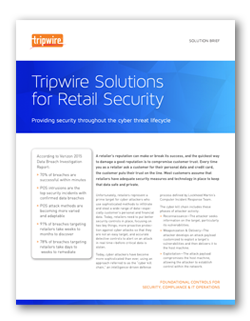 Security Threats in Retail Business Solutions | Tripwire
