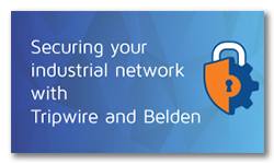 Tripwire and Belden Industrial Demo