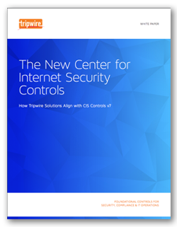 The CIS controls align with Tripwire solutions. Learn how with this white paper.
