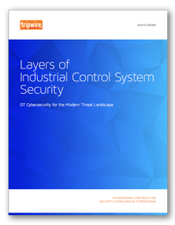 Tripwire Layers of Industrial Control System Security
