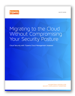 Migrating to the Cloud Without Compromising Your Security Posture