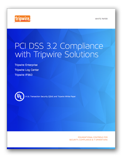Achieve PCI DSS compliance with Tripwire IP360.