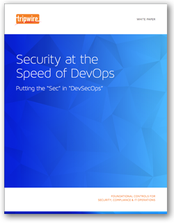Putting the Sec in DevSecOps