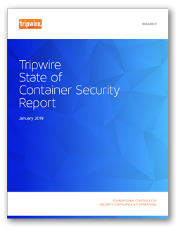 Tripwire Dimensional Research State of Container Security Report