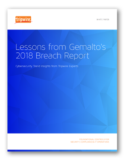 Lessons From Gemalto's 2018 Breach Report